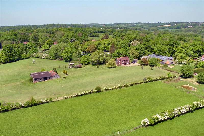 5 Bedrooms Equestrian Facility Character Property for sale in Sheepstreet Lane, Etchingham, East Sussex, TN19