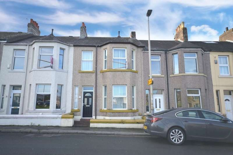 3 Bedrooms Property for sale in Mandle Terrace, Maryport, CA15