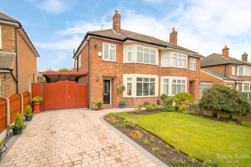 3 Bedrooms Semi Detached House for sale in Deeside, Whitby, Ellesmere Port, CH65