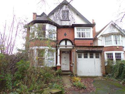 6 Bedrooms Detached House for sale in Esher Grove, Mapperley Park, Nottingham