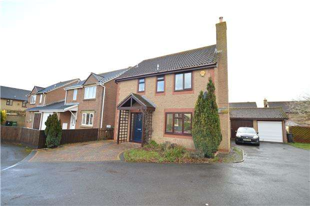 3 Bedrooms Detached House for sale in Long Croft, Yate, BRISTOL, BS37 7YW