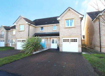 3 Bedrooms Semi Detached House for sale in Sauchie Crescent, Kinglassie
