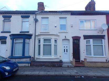 6 Bedrooms Terraced House for sale in Bigham Road, Liverpool, Merseyside, England, L6