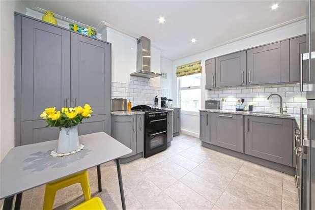 2 Bedrooms Flat for sale in Collingtree Road, Sydenham