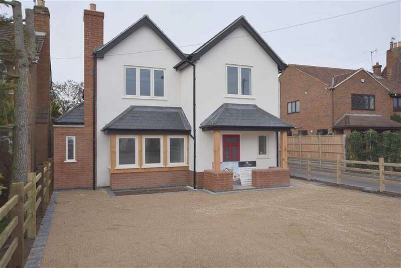 4 Bedrooms Detached House for sale in Coventry Road, Burbage, Leicestershire