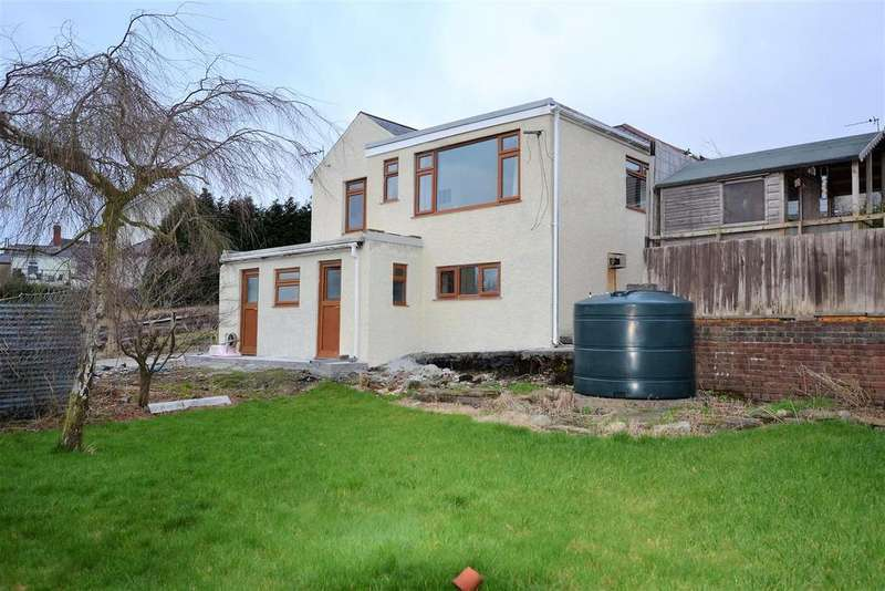 4 Bedrooms Country House Character Property for sale in Cwmgarw Road, Upper Brynamman