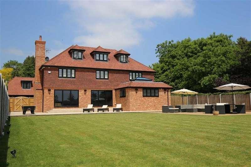 6 Bedrooms Detached House for sale in BIRLING, Kent