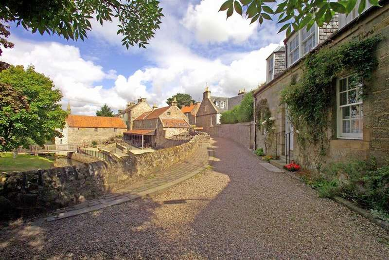 2 Bedrooms Cottage House for sale in High Street, Ceres, Fife