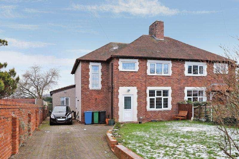3 Bedrooms Semi Detached House for sale in Rhyl Road, Rhuddlan