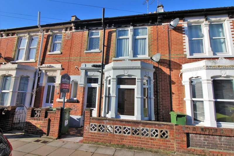 3 Bedrooms Terraced House for sale in Preston Road, North End
