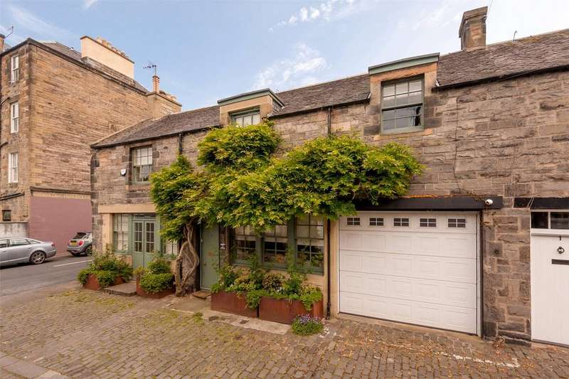 2 Bedrooms House for sale in Dean Park Mews, Edinburgh