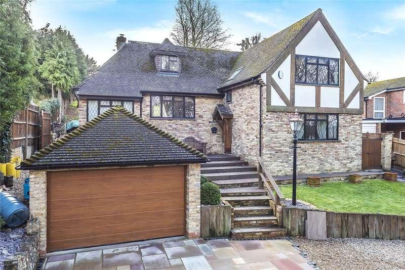 3 Bedrooms Detached House for sale in Moor Lane, Rickmansworth, Hertfordshire, WD3