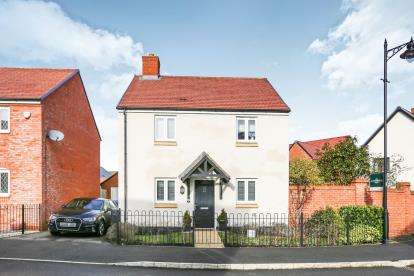 3 Bedrooms Detached House for sale in College Chase, Silsoe, Beds, Bedfordshire