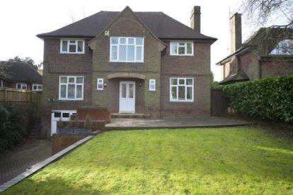 4 Bedrooms Detached House for sale in Whitehill Avenue, Luton, Bedfordshire
