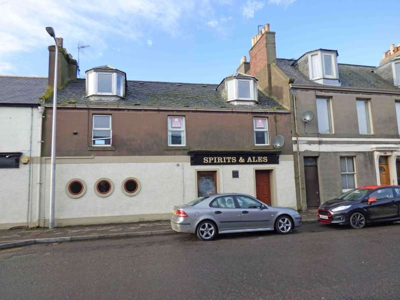 2 Bedrooms Flat for sale in Flat 4, 2, Commerce Street, Montrose, Angus