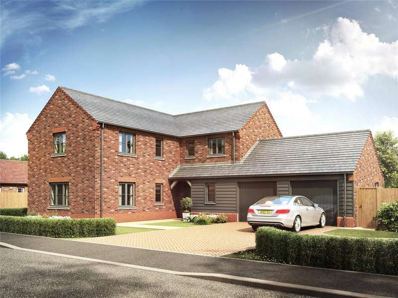 4 Bedrooms Detached House for sale in High Road, Whaplode, PE12
