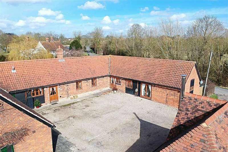 3 Bedrooms Barn Conversion Character Property for sale in Canfield Road, Takeley, Bishop's Stortford, Herts
