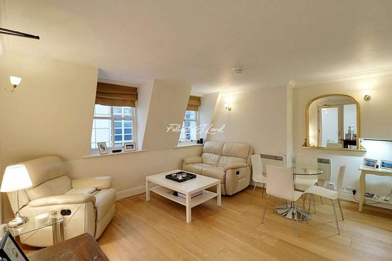 2 Bedrooms Flat for sale in Wine Office Court, London