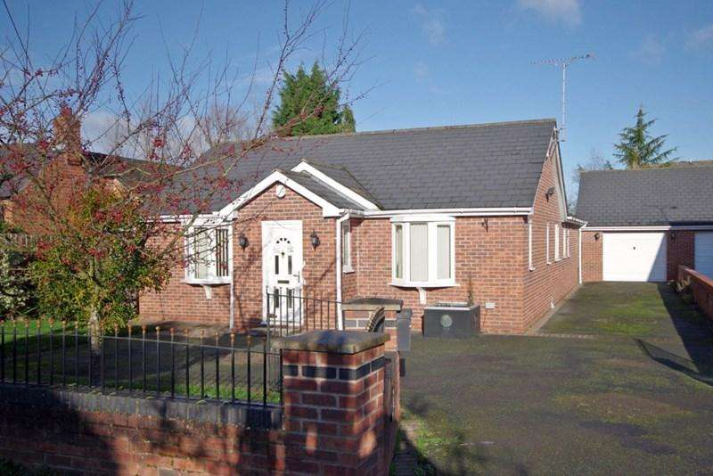 3 Bedrooms Bungalow for sale in Prince Crescent, Staunton, Gloucester