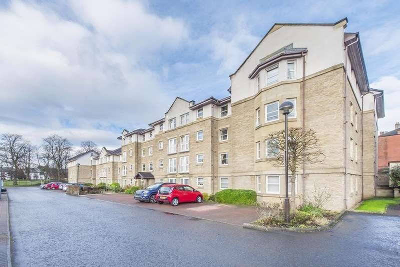 2 Bedrooms Ground Flat for sale in Flat 2, 3 Johnstone Drive, Rutherglen, Glasgow, G73 2PE