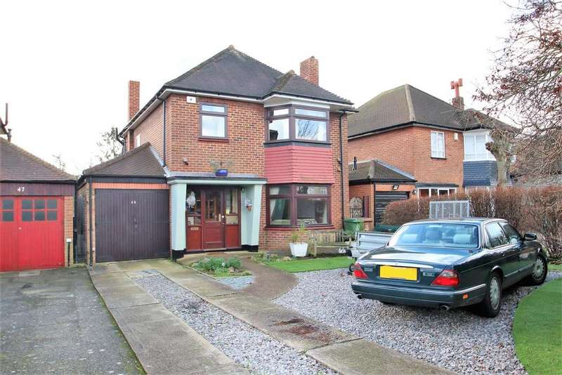 3 Bedrooms Detached House for sale in Woolwich Road, Upper Belvedere