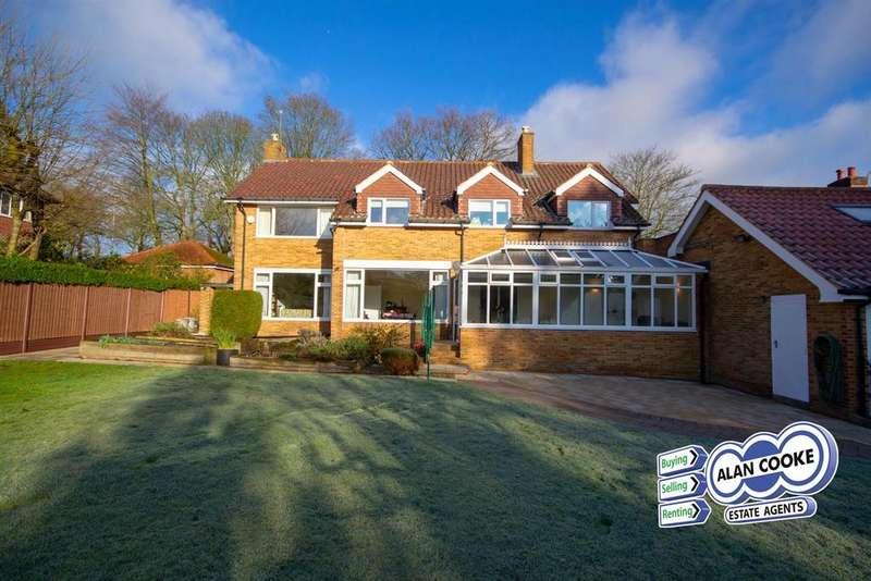 5 Bedrooms Detached House for sale in Alwoodley Lane, Alwoodley