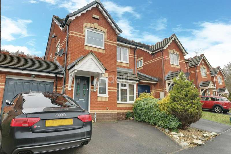 3 Bedrooms Detached House for sale in Robertson Drive, St Annes Park, Bristol, BS4