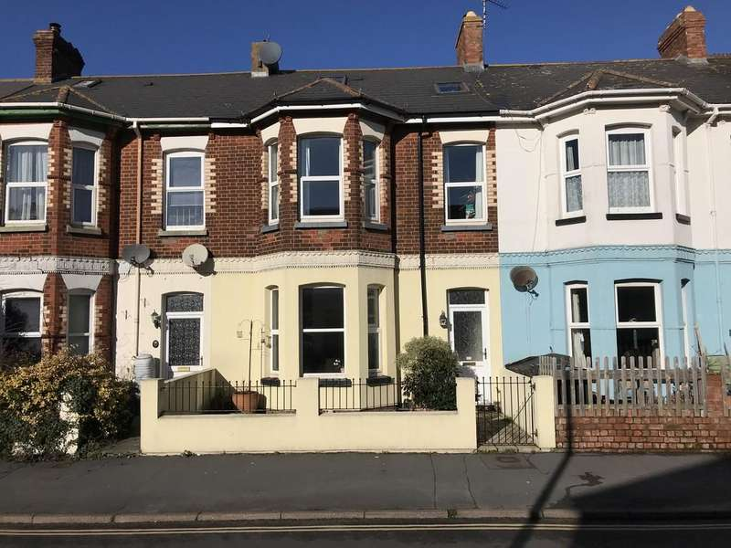 6 Bedrooms Terraced House for sale in Victoria Road, Exmouth