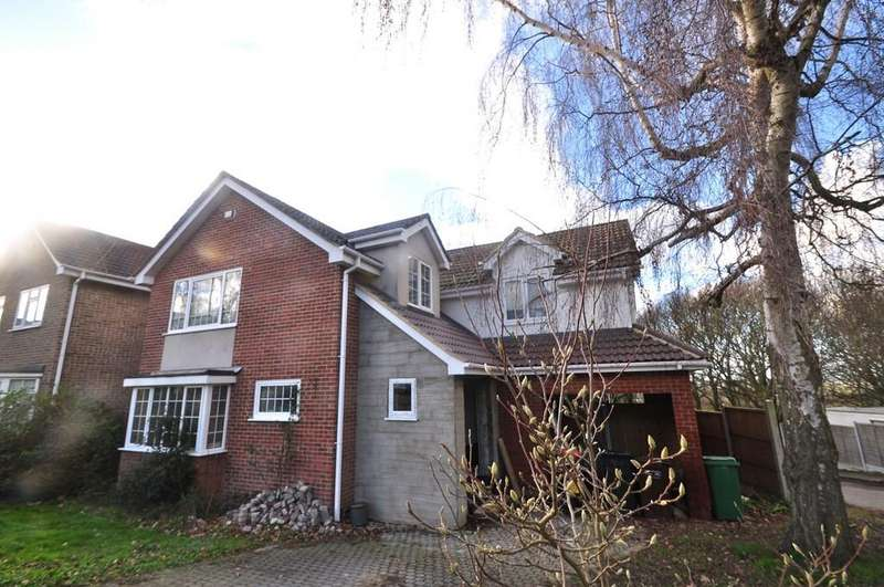5 Bedrooms Detached House for sale in Silverdale, Benfleet