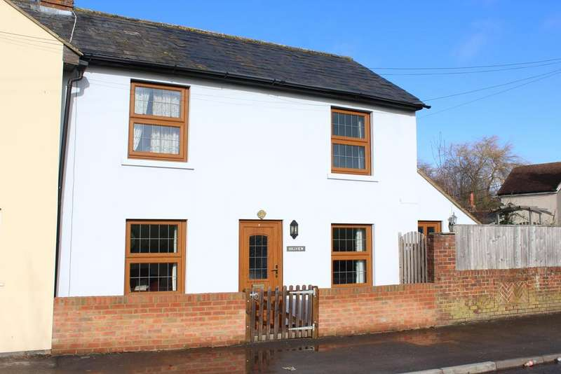 2 Bedrooms Semi Detached House for sale in Wantage Road, Great Shefford RG17