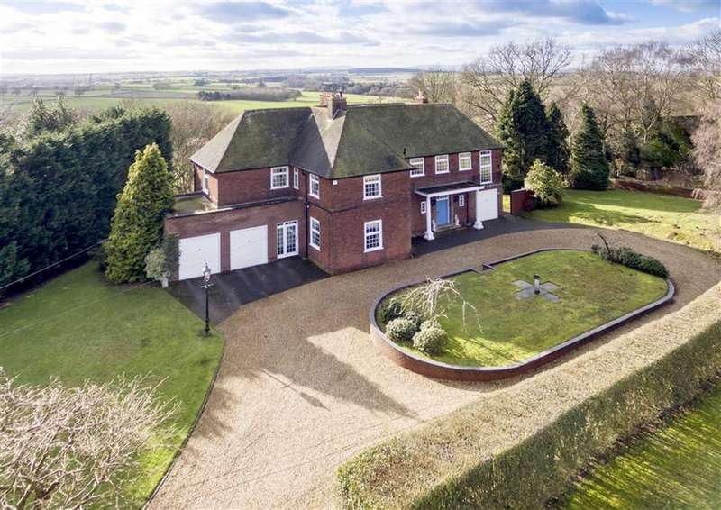 6 Bedrooms Detached House for sale in Longville, Pattingham Road, Perton Ridge, Wolverhampton, WV6
