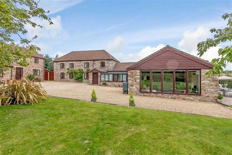 6 Bedrooms Detached House for sale in Near Chepstow, Gloucestershire