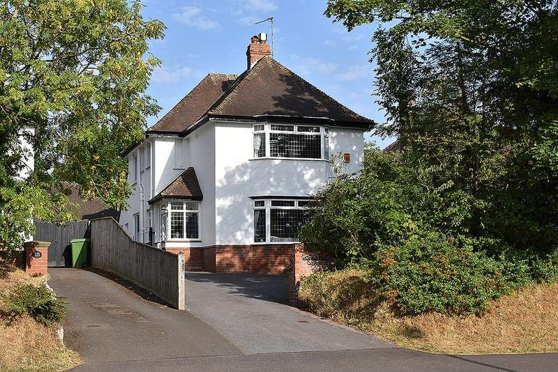 4 Bedrooms Detached House for sale in Hill Barton Road, Exeter