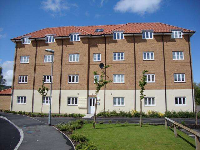 3 Bedrooms Apartment Flat for sale in Blaen Bran Close, off Avondale Road, Cwmbran NP44