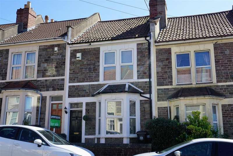 2 Bedrooms Terraced House for sale in Rugby Road, Brislington, Bristol