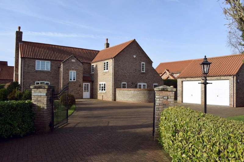 4 Bedrooms Detached House for sale in Casterfield, Ings Lane, Waltham