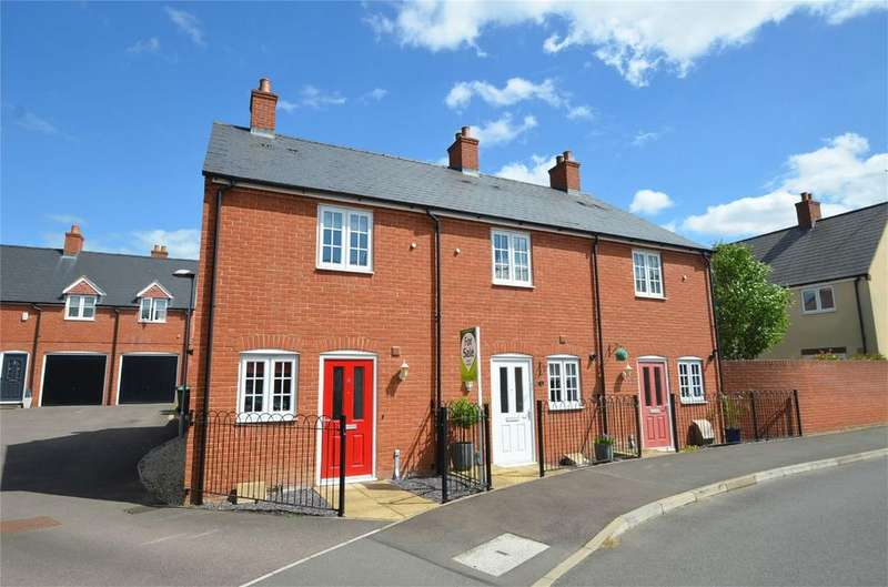 2 Bedrooms End Of Terrace House for sale in Bridge View, SHEFFORD, Bedfordshire