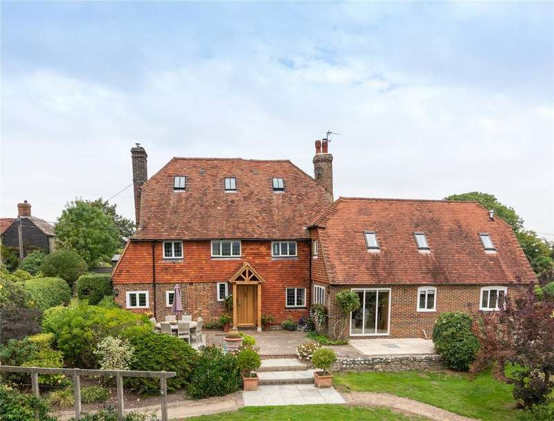 5 Bedrooms Detached House for sale in The Village, Alciston, East Sussex