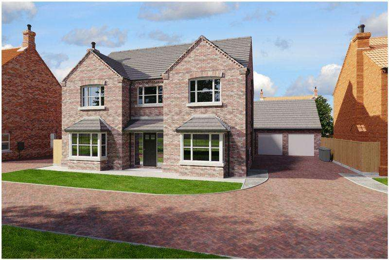 4 Bedrooms Detached House for sale in STATION ROAD, TETNEY