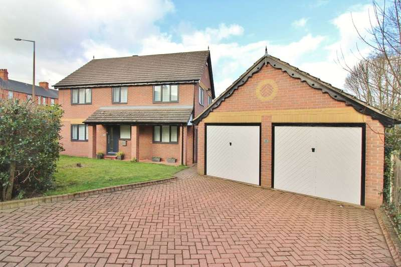 4 Bedrooms Detached House for sale in Everill Gate Lane, Wombwell, Barnsley, S73