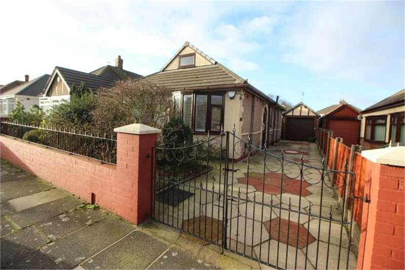 2 Bedrooms Detached Bungalow for sale in Netherton Park Road, LIVERPOOL, Merseyside