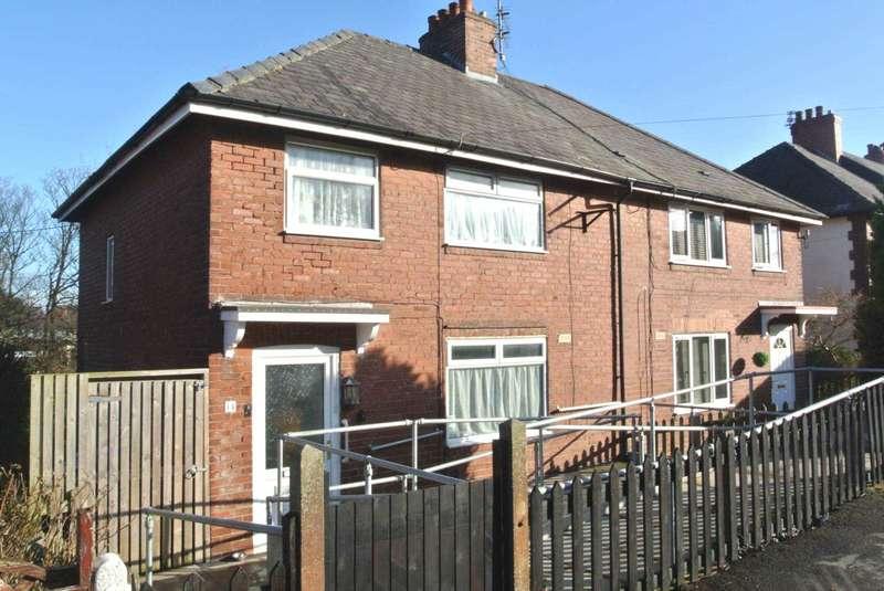 3 Bedrooms Semi Detached House for sale in Ascot Road, Blackpool, FY3 8DG