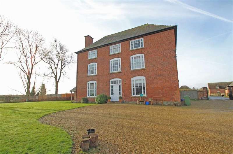 6 Bedrooms Semi Detached House for sale in Stretton Court Farm, STRETTON SUGWAS, Stretton Sugwas, Herefordshire