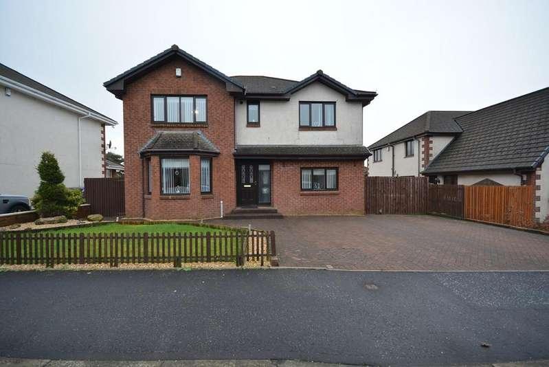 4 Bedrooms Detached Villa House for sale in Towerhill Avenue, Kilmaurs, Kilmarnock, KA3