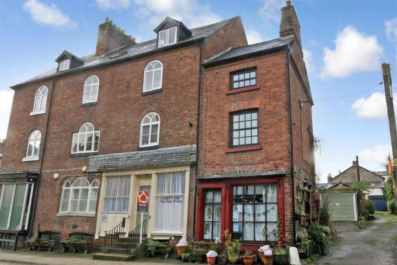 5 Bedrooms House for sale in 31 High Street, Llanfyllin