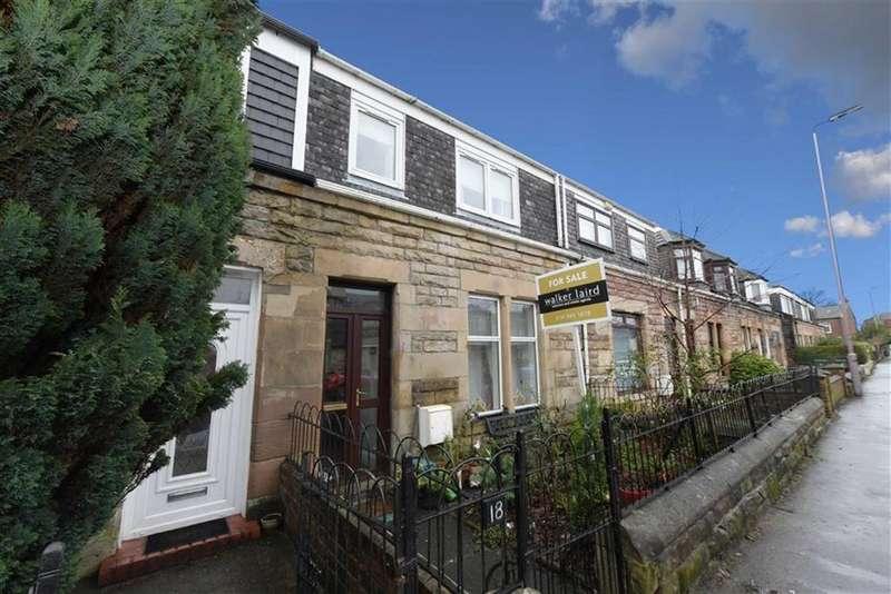 4 Bedrooms Terraced House for sale in Broadloan, Renfrew