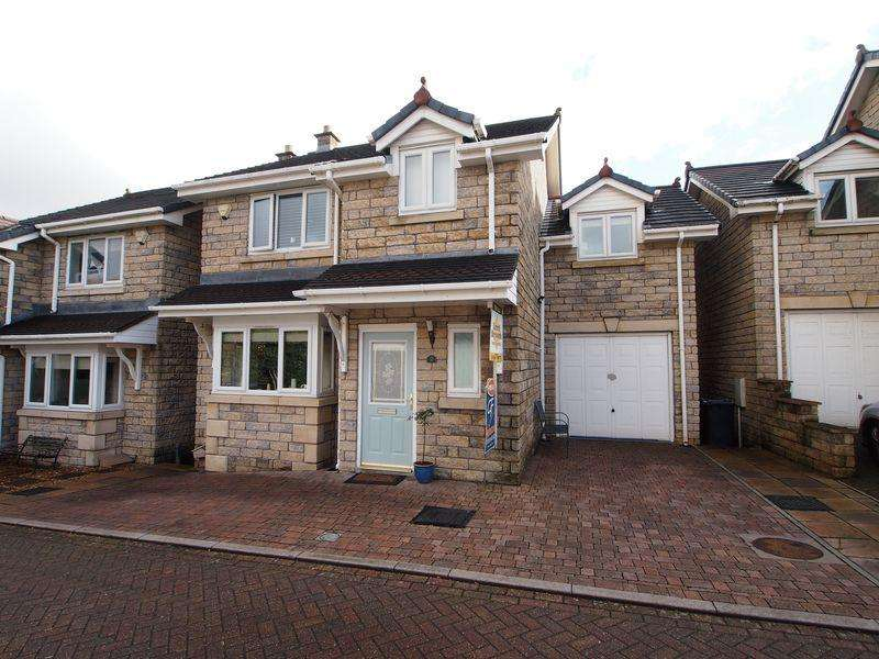 4 Bedrooms Detached House for sale in Hutton Gardens, Carnforth