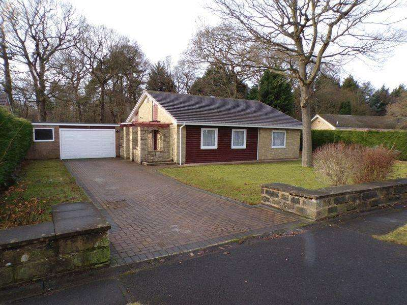 3 Bedrooms Detached Bungalow for sale in Parkside, West Moor, Newcastle Upon Tyne