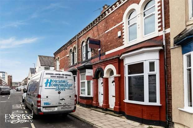 4 Bedrooms Terraced House for sale in Pelham Street, Middlesbrough, North Yorkshire