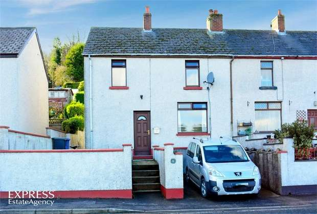 3 Bedrooms Semi Detached House for sale in Portland Place, Magheramorne, Larne, County Antrim